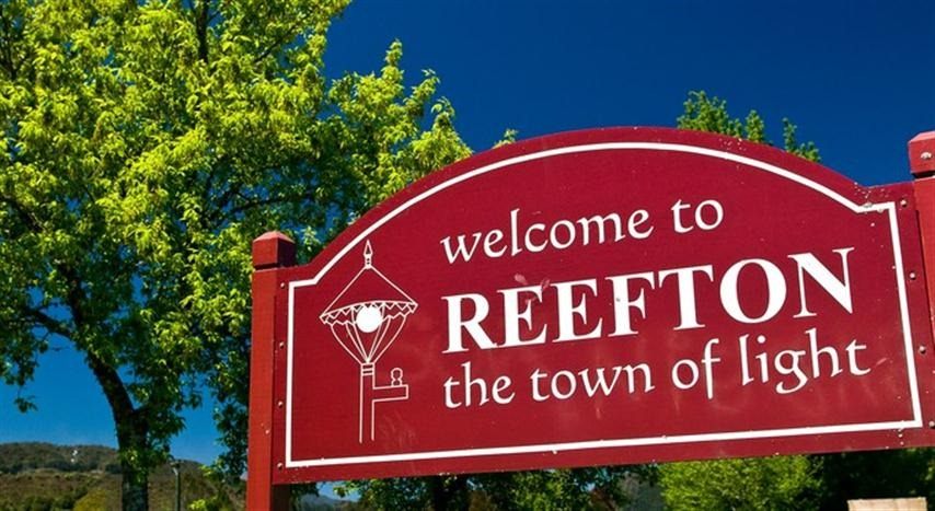 Reefton New Zealand  city photo : Reefton is a small town on New Zealand's West Coast, about 80km ...